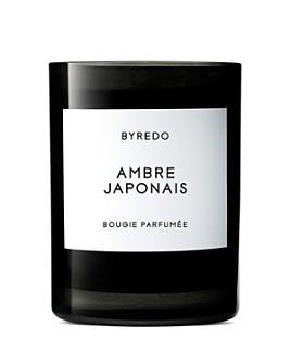 BYREDO - Ambre Japonais Fragranced Candle