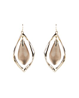 Alexis Bittar - Framed Teardrop Drop Earrings