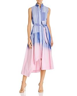 Derek Lam 10 Crosby - Nerioa Dip-Dye Shirt Dress