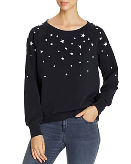 Billy T - Star & Polka Dot Sweatshirt