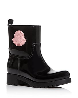 Moncler - Women's Ginette Low-Heel Rain Boots