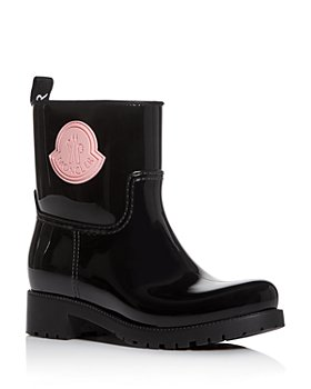 Moncler - Women's Ginette Low-Heel Rain Boots