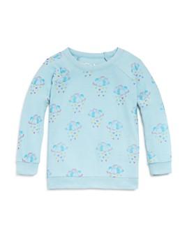 CHASER - Girls' Rain Cloud Sweatshirt - Little Kid