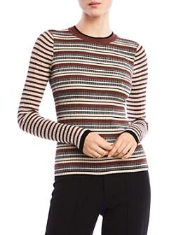 Bailey 44 - Courtney Metallic Striped Sweater