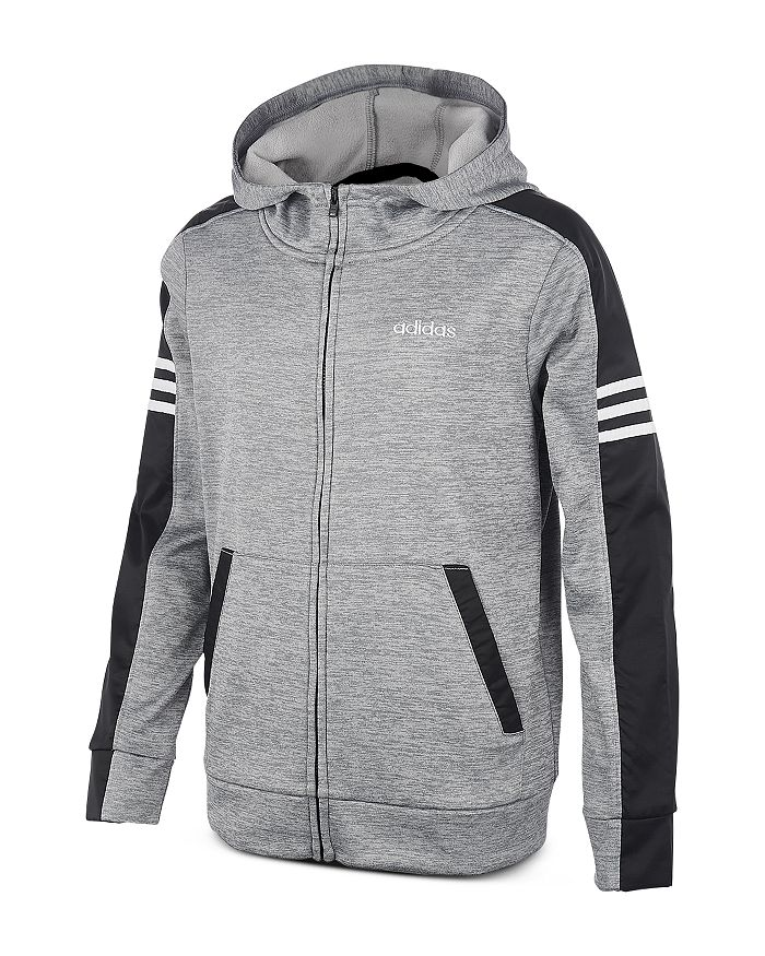 Adidas - Boys' Color-Block Inset Jacket - Big Kid