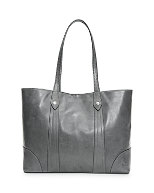 Frye Melissa Large Leather Shopper Tote-Handbags