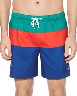 Original Penguin - Elastic Volley Swim Trunk