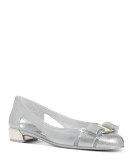 Salvatore Ferragamo - Women's Vara Jelly Pumps