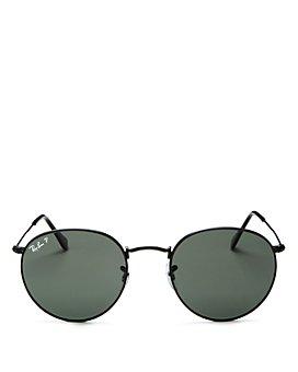 Ray-Ban - Unisex Evolve Polarized Round Sunglasses, 53mm