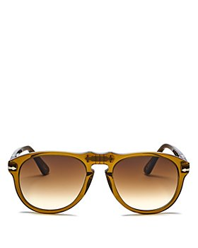 Persol - x A.P.C. Unisex Aviator Sunglasses, 54mm