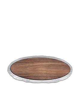 Mariposa - Shimmer Long Oval Cheese Board