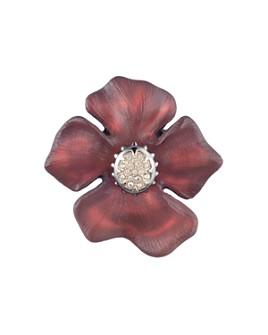 Alexis Bittar - Woodland Fantasy Georgian Flower Pin