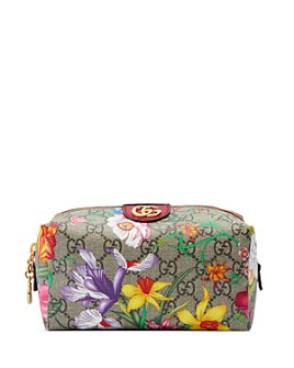 Gucci - Ophidia GG Flora Cosmetics Case