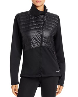 Nike - Essential Puffer-Panel Running Jacket