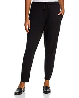 Eileen Fisher Plus - Merino Wool Jogger Pants