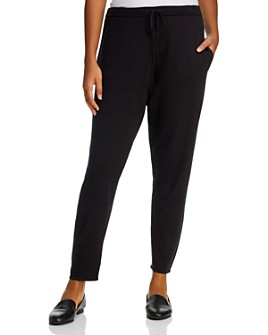 Eileen Fisher Plus - Merino Wool Jogger Pants