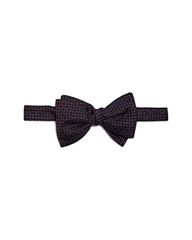 Eton - Polka Dot Silk Bow Tie