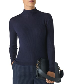 Whistles - Carmen Ribbed Sweater