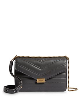 ALLSAINTS - Justine Quilted Leather Crossbody