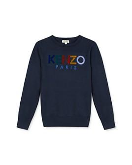 Kenzo - Boys' Rainbow Logo Sweater - Big Kid