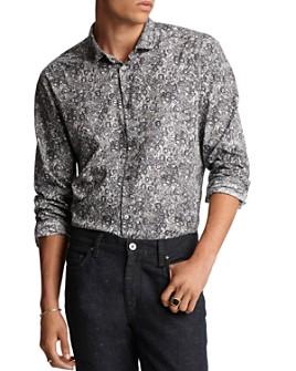 John Varvatos Collection - Floral Slim Fit Shirt