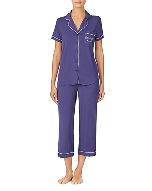 kate spade new york Cropped Pajama Set-Women