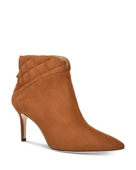 Joan Oloff - Women's Daron High-Heel Booties