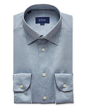 Eton - Slim Fit Jersey Knit Shirt