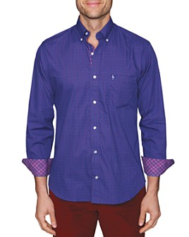 TailorByrd - Marshall Classic Fit Button-Down Shirt