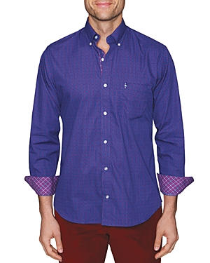 TailorByrd Marshall Classic Fit Button-Down Shirt
