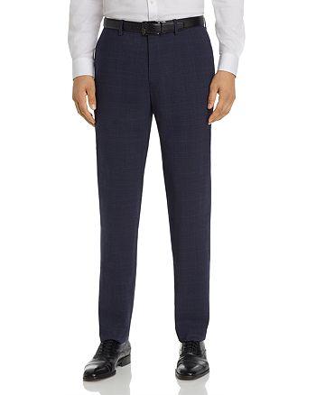 Theory - Mayer Longford Tonal Glen Plaid Slim Fit Suit Pants