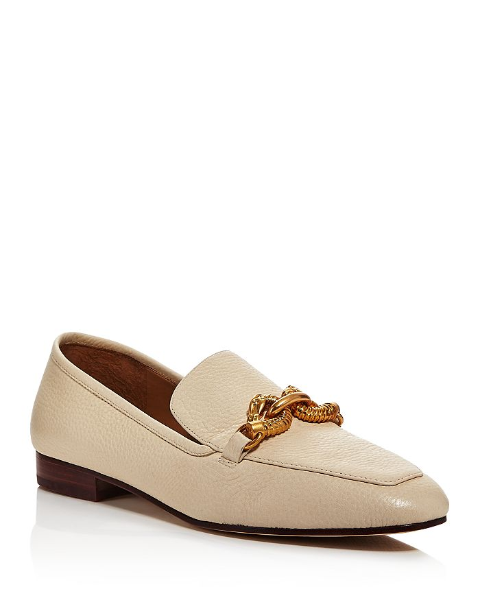 Tory Burch - Women's Jessa Apron Toe Loafers