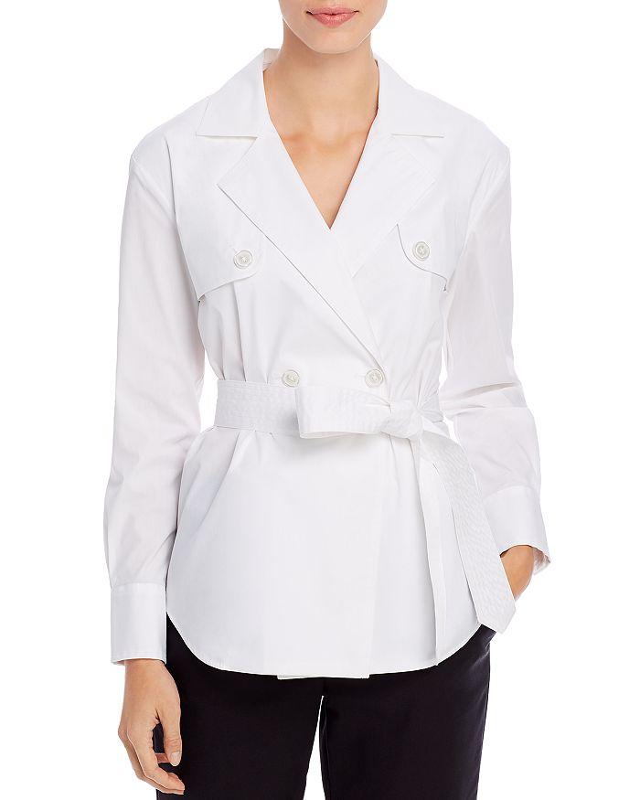 Donna Karan - Trench Shirt