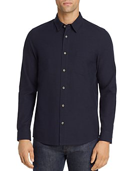 A.P.C. - Regular Fit Plaid Shirt