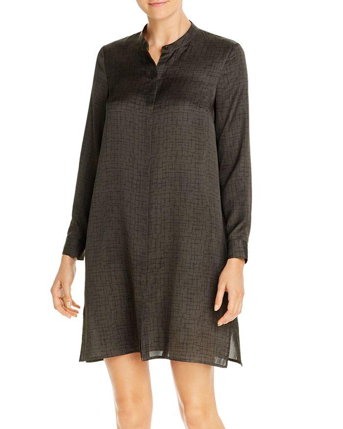 Eileen Fisher Petites - Printed Tunic Dress