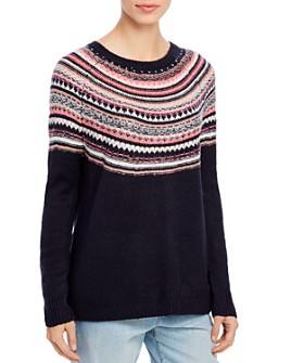 Single Thread - Fair Isle Sweater