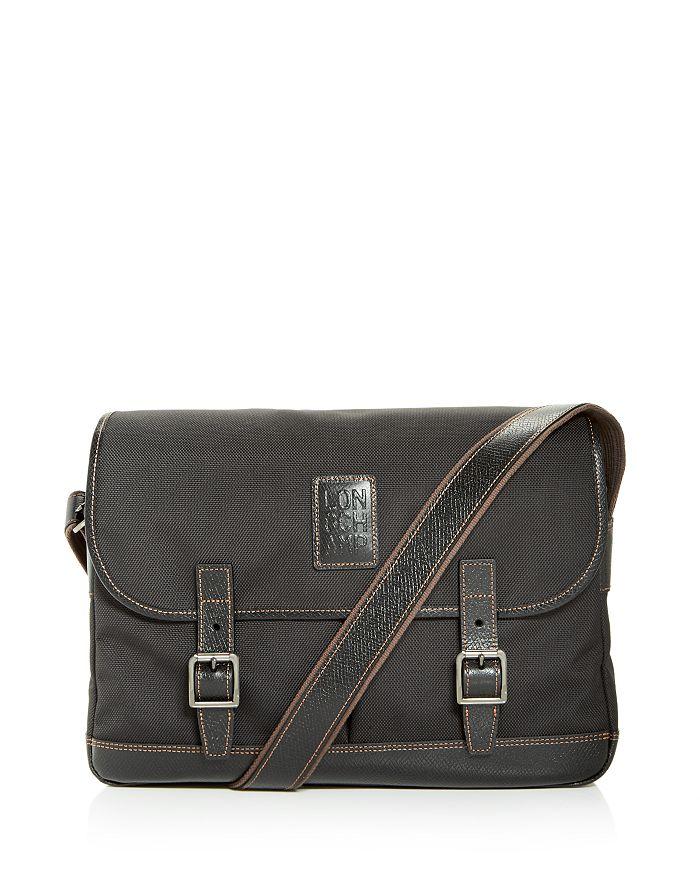 Longchamp - Boxford Medium Canvas Briefcase