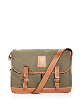 Longchamp - Boxford Medium Canvas Briefcase