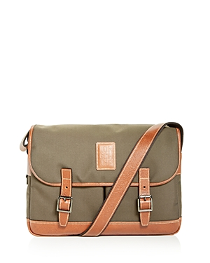 Longchamp Boxford Medium Canvas Briefcase