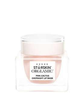 STARSKIN - Orglamic Pink Cactus Overnight Lip Mask 0.5 oz.