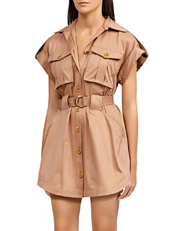 Acler - Delton Mini Utility Dress
