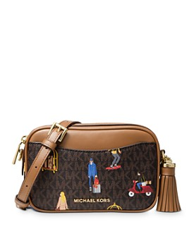 MICHAEL Michael Kors - Small Camera Convertible Crossbody