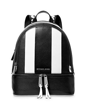 Michael Michael Kors Medium Leather Backpack