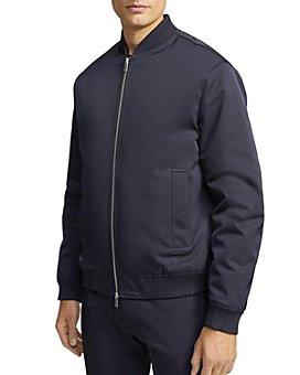 Theory - James Nova Regular Fit Bomber Jacket