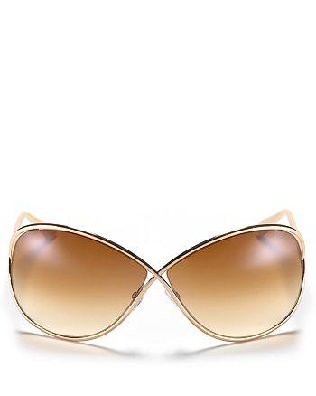 Tom Ford - Women's Miranda Sunglasses, 63mm