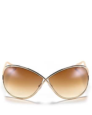 Tom Ford Miranda Sunglasses, 63mm