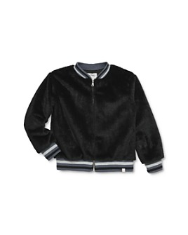 Sovereign Code - Girls' Dalissa Faux Fur Bomber Jacket - Little Kid, Big Kid