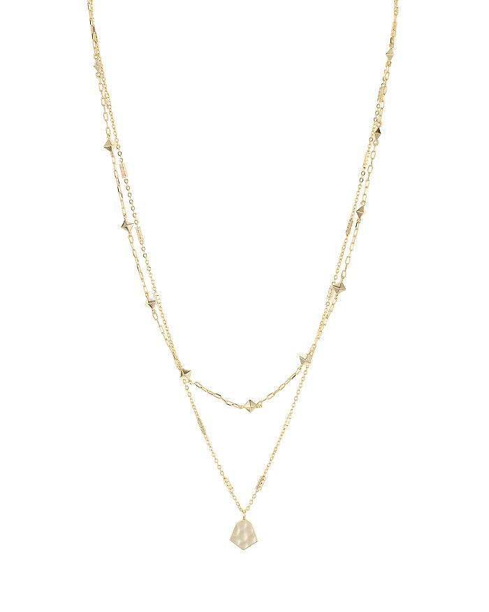 Kendra Scott Jewelries CLOVE MULTI STRAND NECKLACE, 16-17