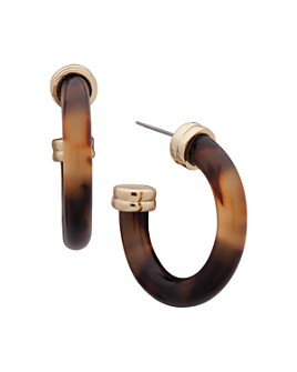 Ralph Lauren - Hoop Earrings