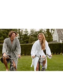 RiLEY Home - Luxe Terry Bath Robe